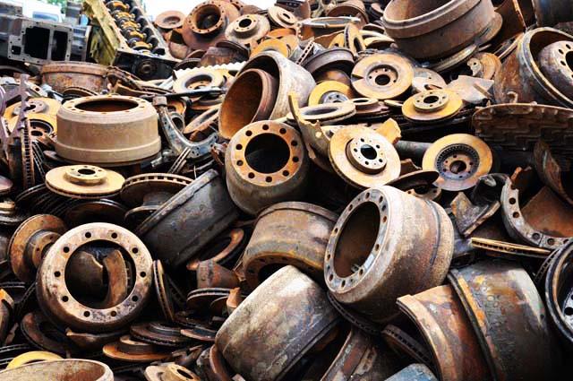 лом и отходы чермета